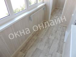 Обшивка-лоджии-МДФ-панелью-84.4