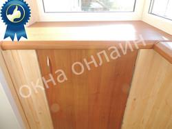 Обшивка-балкона-евровагонкой-43.5