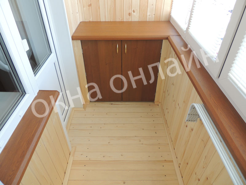 Обшивка-лоджии-евровагонкой-86.0