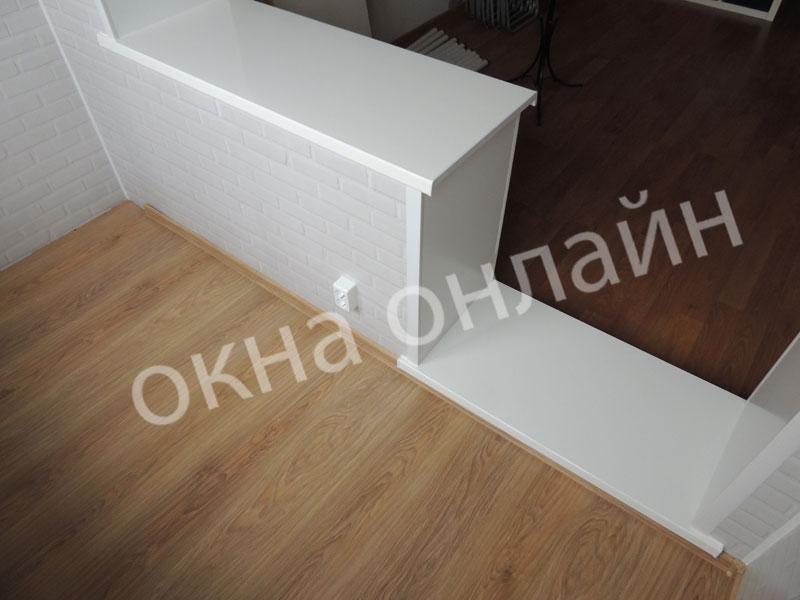 Обшивка-лоджии-ПВХ-панелью-75.9