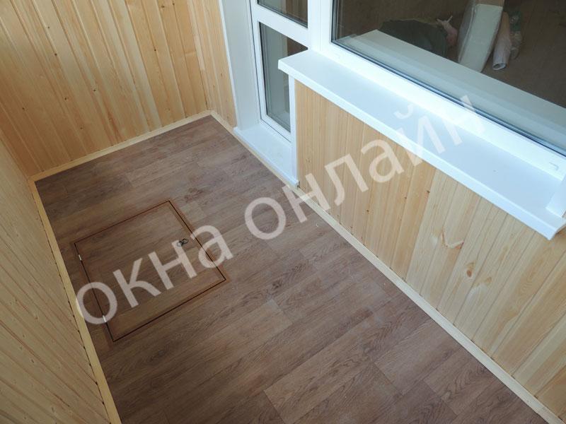 Обшивка-лоджии-евровагонкой-60.5