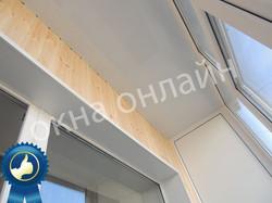 Обшивка-балкона-евровагонкой-33.3
