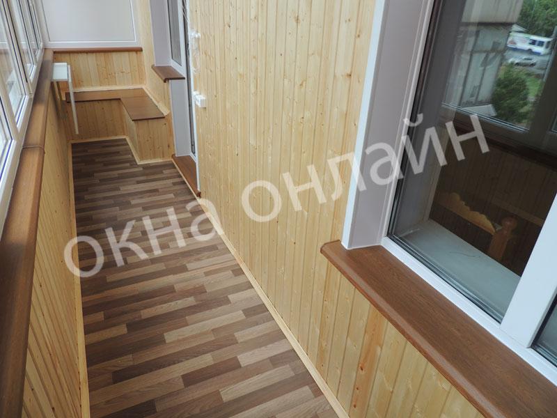 Обшивка-лоджии-евровагонкой-72.7