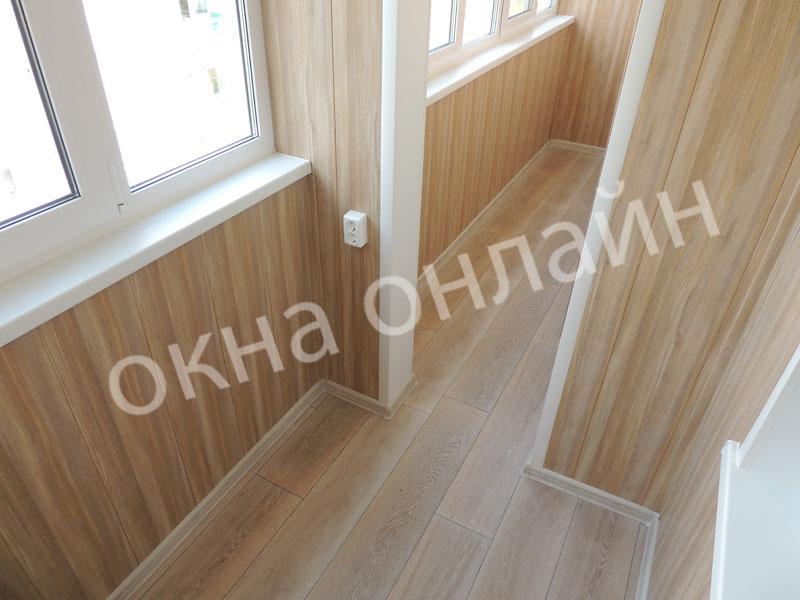 Обшивка-лоджии-МДФ-панелью-83.3