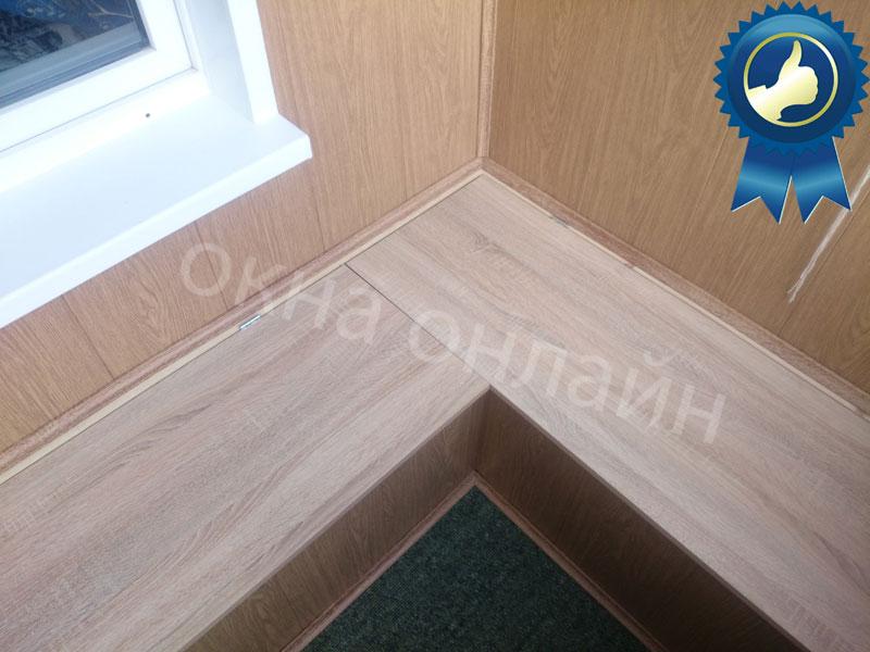 Обшивка-балкона-МДФ-панелью-28.5