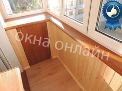 Обшивка-балкона-евровагонкой-43.2