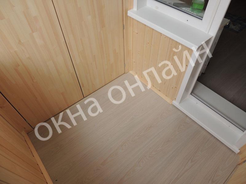 Обшивка-лоджии-евровагонкой-90.5