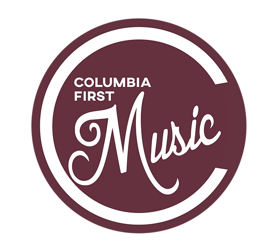 FUMC logo_burgundy_White accents_Music.p