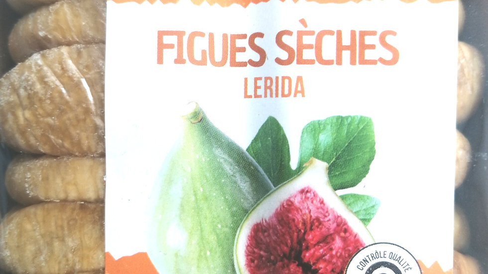 Figues sèches LERIDA 500g
