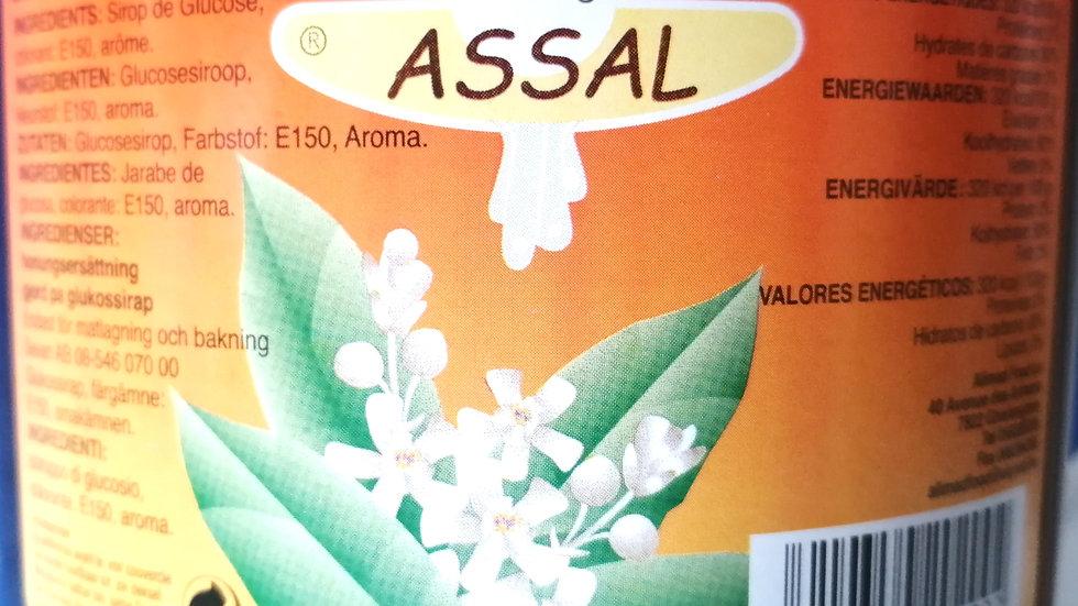 Sirop de glucose arôme miel 2kg Assal