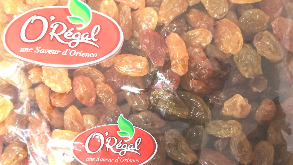 Raisins jumbo golden 400g O'Régal