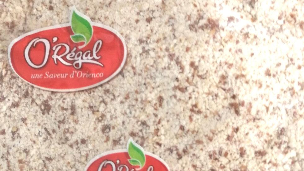 Arachides en poudre 500g O'Régal
