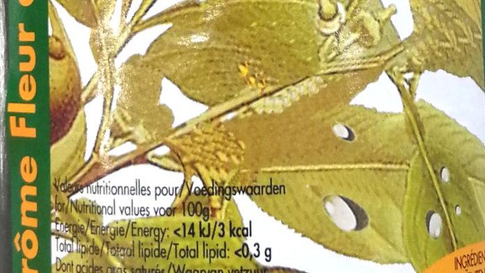 Arôme fleur d'oranger 50cl Al'zahra