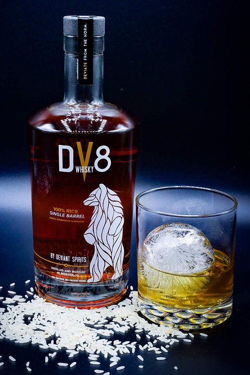DV8 Single Barrel Whiskey