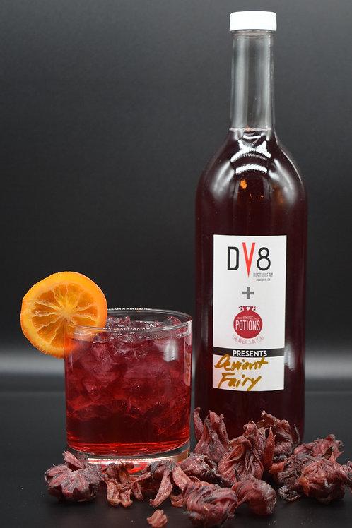 DV8//Shine - Deviant Fairy - DV8 Vodka and Shine Hibiscus and Pomegranate Potion