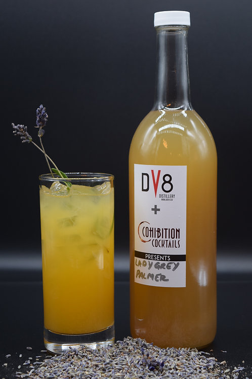 DV8//Cohibition - Lady Grey Palmer