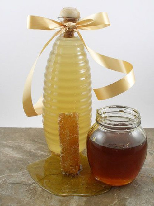 Honey Mead Brandy