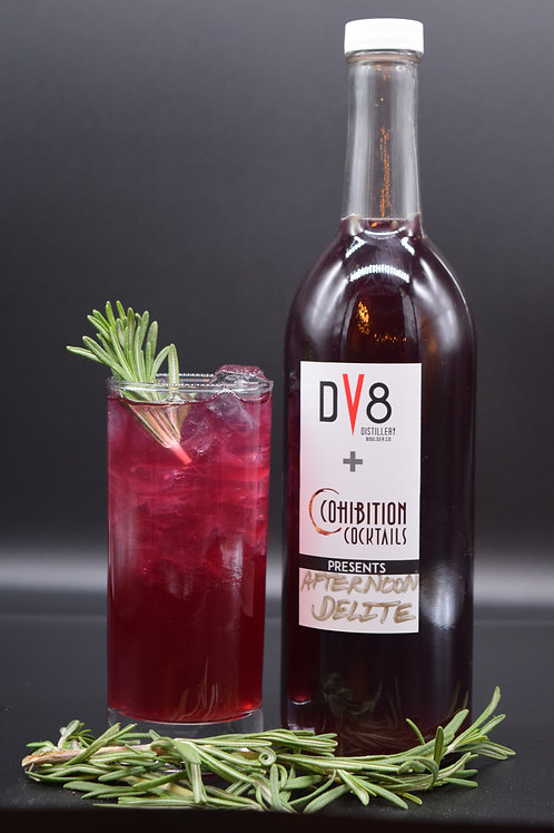 DV8//Cohibition - Afternoon Delight - A Fall Time Sangria