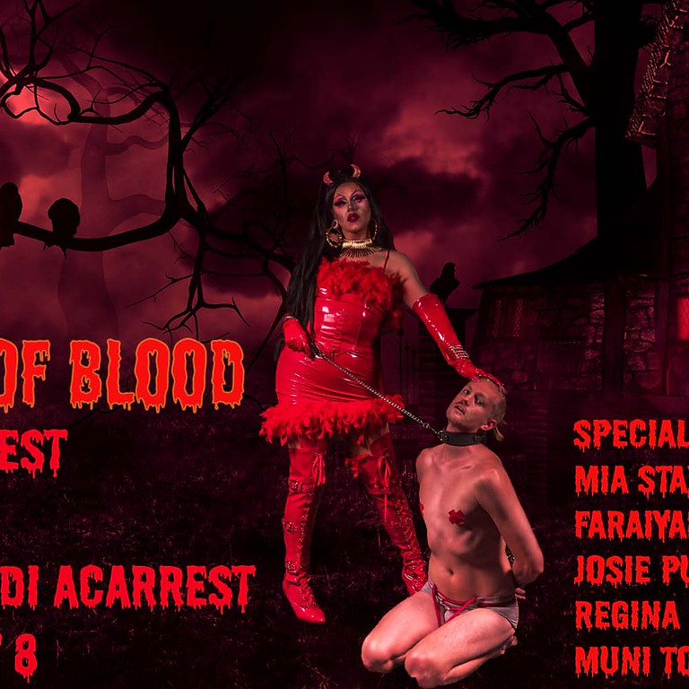 Bordello of Blood - A Drag Show Experience