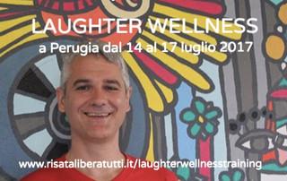 Cos'è la Laughter Wellness e come può migliorare la nostra vita e la nostra salute.