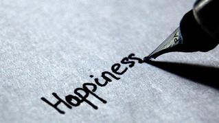 Se non sei abbastanza felice, prendi nota.