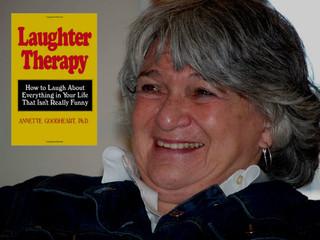 La risata terapeutica di Annette Goodheart