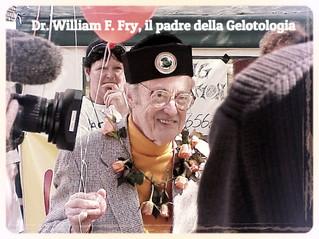 William Fry | Il padre della Gelotologia