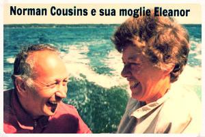 Norman Cousins: ridere a crepapelle  (e salvarsi la pelle)