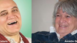 Cosa hanno in comune la Risata Terapeutica di Annette Goodheart e lo Yoga della Risata di Madan Kata