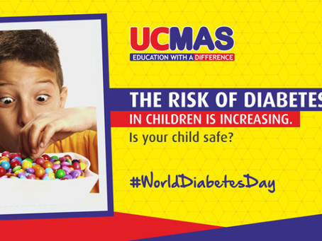 Every 1 out of 10 Children in India is prone to Diabetes. Is your child one of them?