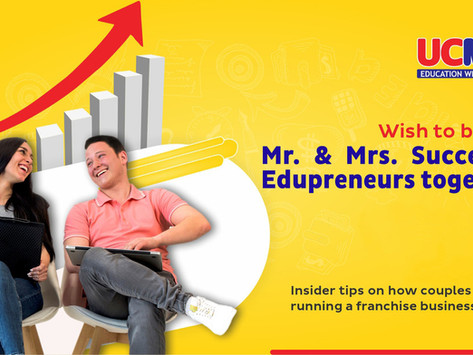 Couples Running a Franchise Business Sounds Interesting! Here is why.