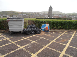 Litter collection!