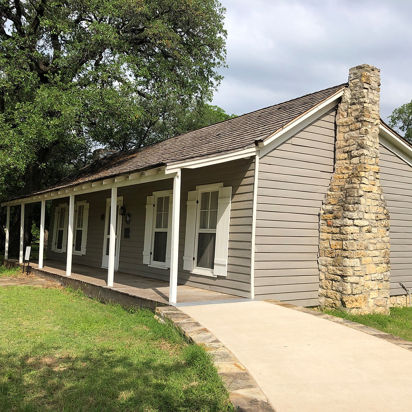 Open House at the Van Zandt Cottage