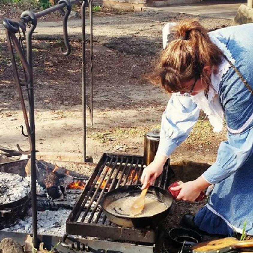 Firepit Cooking Class