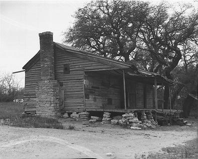 Exterior of VZC before 1936 restoration-