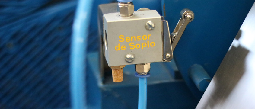 Sensor de Soplo