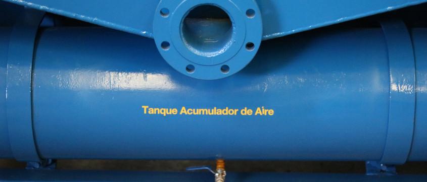 Tanque Acumulador de Aire