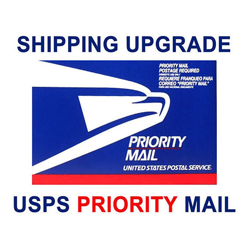Shipping Upgrade Priority - 1 to 3 days