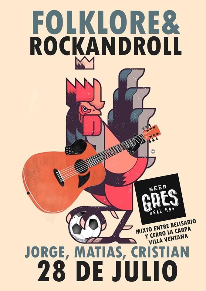 ROCK Y FOLCLORE