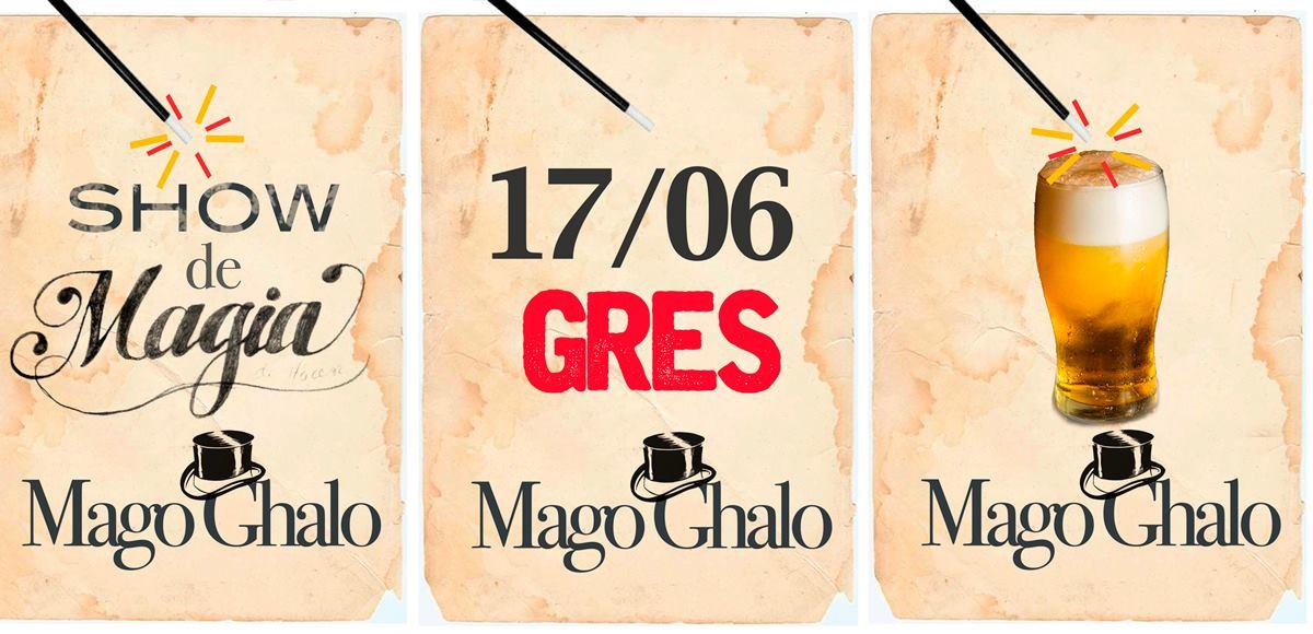 MAGO GHALO