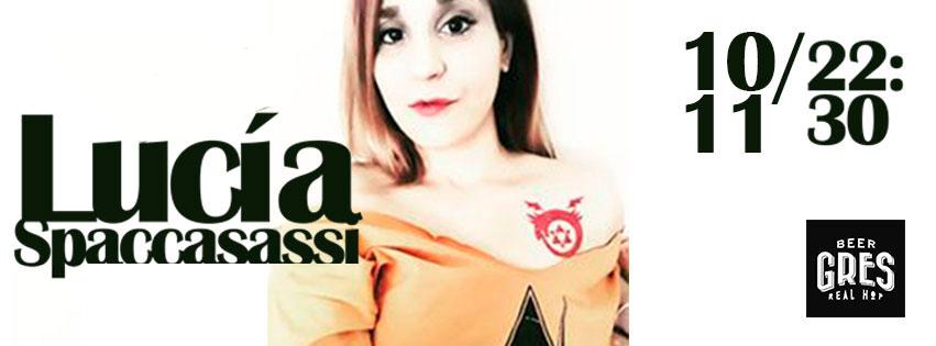 LUCIA SPACCASASSI