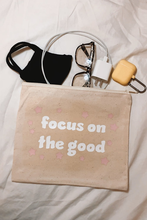 Focus on the Good Pouch
