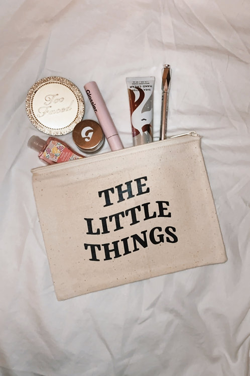 The Little Things Pouch