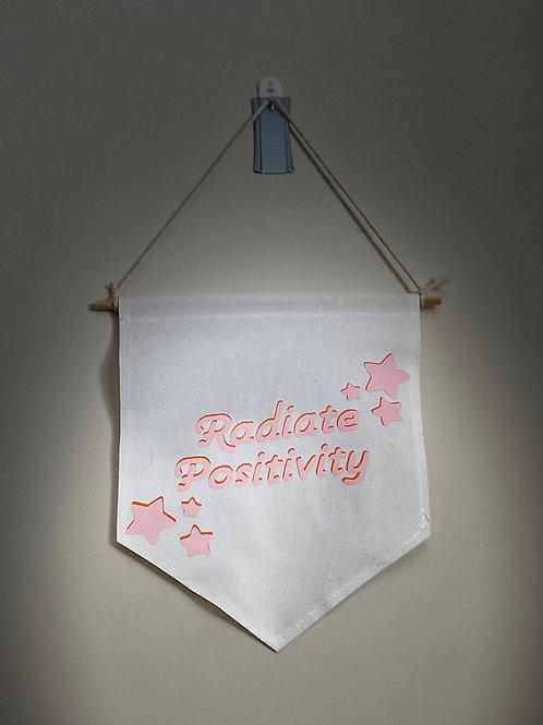 Radiate Positivity Banner
