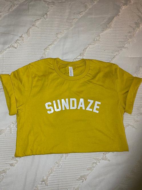 """""""SUNDAZE"""" Tee"""