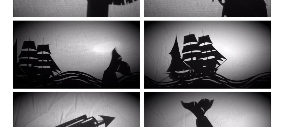 How Ahab met Moby