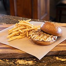 Smokehouse Chicken Burger