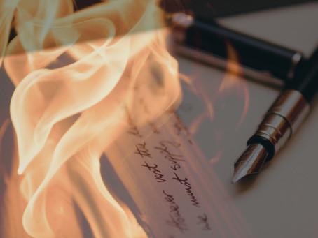 Lágrimas de Letras