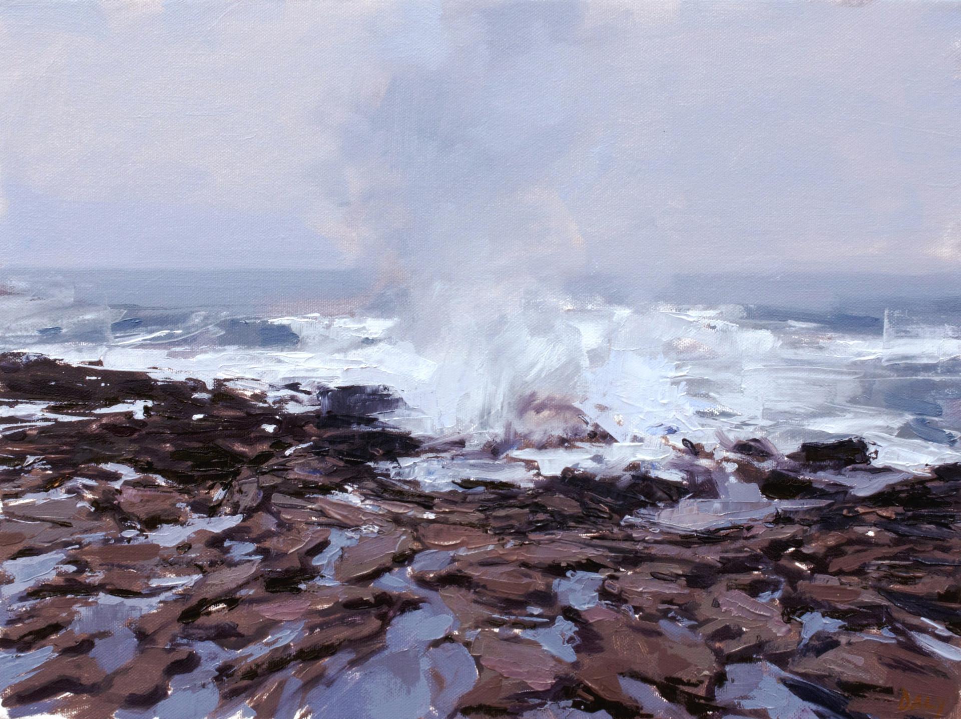 Plume - 30x40cm oil/canvas 2019