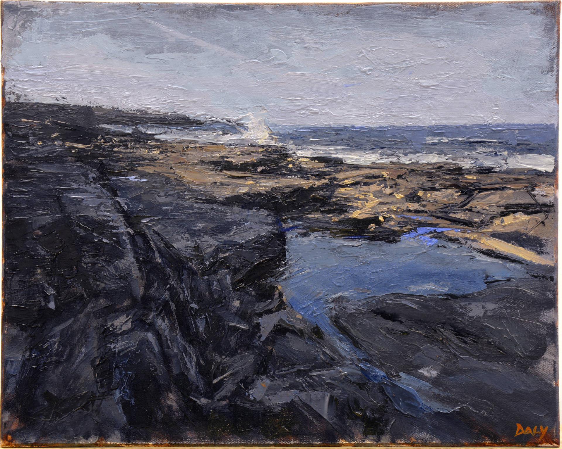 Low light - oil/canvas 40x50cm 2018